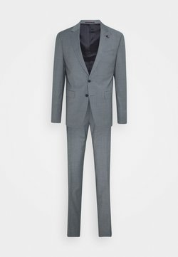 Tommy Hilfiger Tailored - SLIM FIT SUIT - Kostuum - ice blue heather