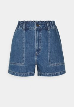 Levi's® - HIGH WAIST A LINE - Szorty jeansowe - hey friend