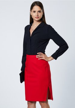 Evita - Falda de tubo - red