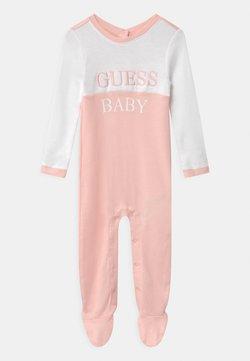 Guess - BABY UNISEX - Geschenk zur Geburt - pink sky