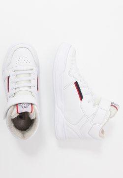 Kappa - MANGAN II ICE - Sportschoenen - white/red