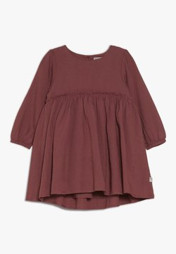 Wheat - DRESS MAGDA BABY - Cocktailkleid/festliches Kleid - dark rouge