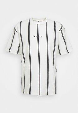 Edwin - SPORT UNISEX - T-Shirt print - off white