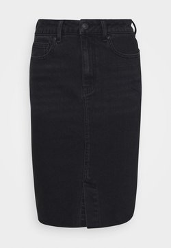 ONLY Tall - ONLEMILY LONG SKIRT - Jupe crayon - black