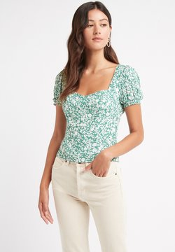 Kookai - T-shirt imprimé - nx-green