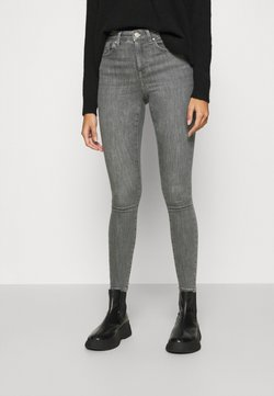 ONLY - ONLPOWER PUSH UP  - Jeans Skinny Fit - grey denim