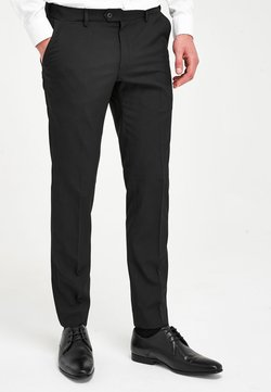 Next - Pantaloni eleganti - mottled anthracite