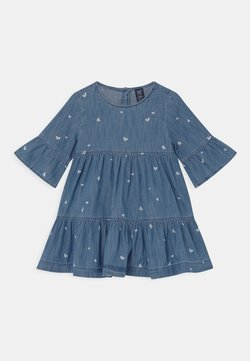 GAP - SET - Jeanskleid - blue denim