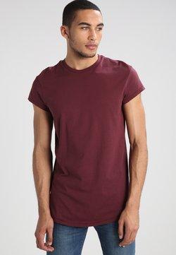 YOURTURN - T-Shirt basic - bordeaux