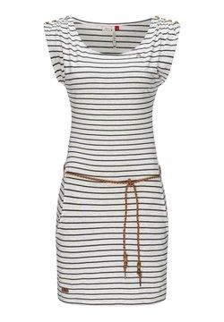 Ragwear - Jerseykleid - weiß