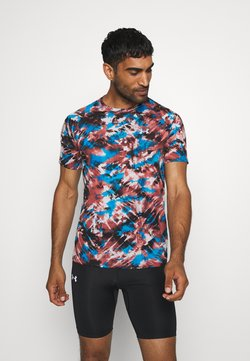 Under Armour - STREAKER INVERSE - Camiseta de deporte - cinna red