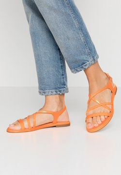 Tamaris - Sandalen - orange neon