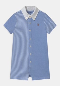 Polo Ralph Lauren - FUN  - Jumpsuit - harbor island blue/white