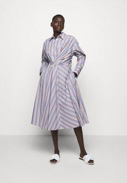 AKNVAS - SOPHIE - Blusenkleid - lavender blue