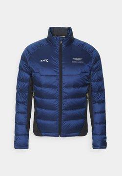 Hackett Aston Martin Racing - ACCELERATOR - Daunenjacke - moto blue