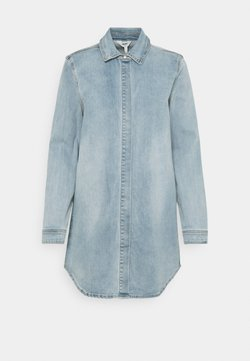 Object - OBJWIN SHIRT  - Camicetta - light blue denim