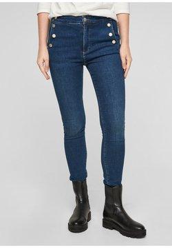 s.Oliver - Jeans Skinny Fit - dark blue