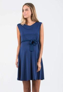 ATTESA - FRANCESCA - Vestido informal - denim