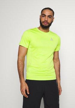 ODLO - ELEMENT LIGHT - Camiseta básica - green glow