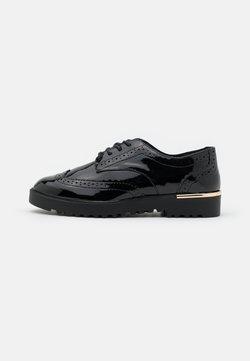 New Look - JITTERS - Oksfordki - black