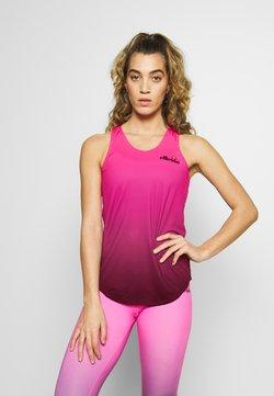 Ellesse - SACILE - Top - pink/black