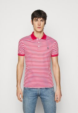 Polo Ralph Lauren - INTERLOCK - Poloshirt - sunrise red/white