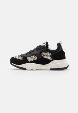 Ted Baker - NARRA - Sneakers laag - black