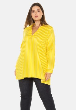 Ulla Popken - Bluse - sun yellow