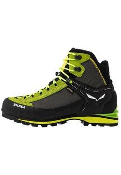 Salewa - MS CROW GTX - Mountain shoes - cactus/sulphur spring