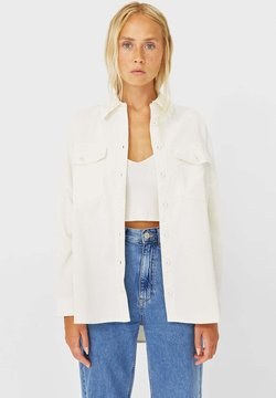 Stradivarius - Chemisier - white