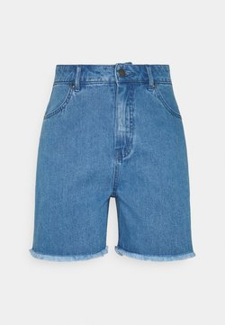 Afends - SHELBY - Shorts di jeans - classic blue