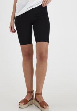 Fransa - Shorts - black