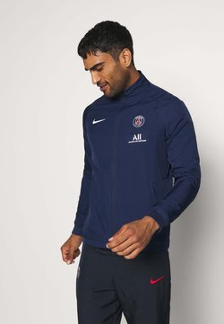 Nike Performance - PARIS ST GERMAIN DRY SUIT - Klubtrøjer - midnight navy/dark obsidian/white