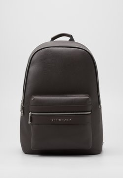 Tommy Hilfiger - MODERN BACKPACK - Reppu - brown
