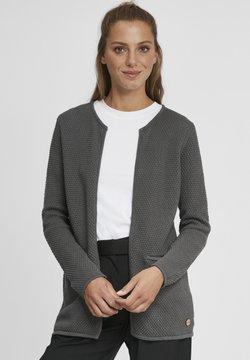 Oxmo - HILDA - Vest - pewter