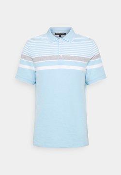 Michael Kors - BIRDSEYE - Poloshirt - blue