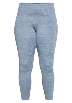 Nike Performance - ONE PLUS  - Tights - valerian blue