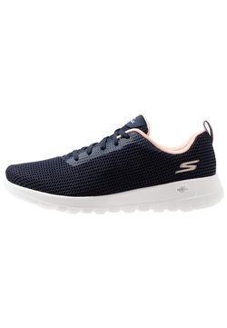 Skechers Performance - GO WALK JOY - Zapatillas para caminar - navy/pink