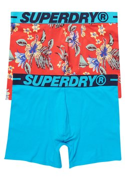 Superdry - 2 PACK - Shorty - hawaii blue multipack