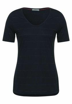 Cecil - T-Shirt print - grau