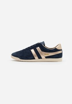 Gola - BULLET SAVANNA - Sneakers laag - navy/gold