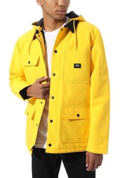 Vans - DRILL CHORE COAT - Light jacket - lemon chrome