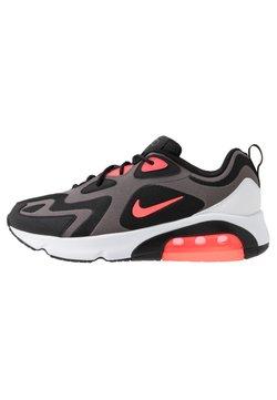 Nike Sportswear - AIR MAX 200 - Baskets basses - thunder grey/hot punch/black/wolf grey