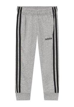 adidas Performance - Spodnie treningowe - grey/black