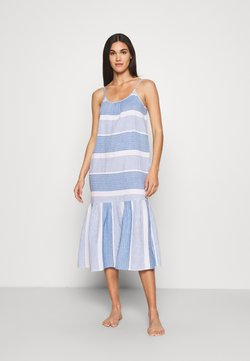 Seafolly - PACIFIC DRESS - Strandaccessoire - blue