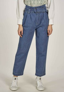 MARCEL DE BRUXELLES - Jeans Straight Leg - blue denim