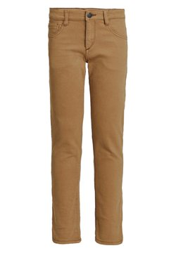 WE Fashion - Slim fit jeans - caramel