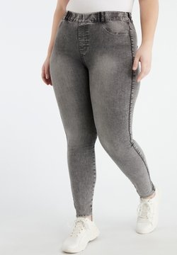 MS Mode - Jeans Skinny Fit - grey