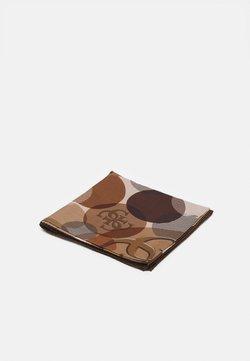 Guess - PRINTED FOULARD - Foulard - brown