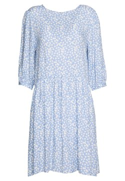 Moss Copenhagen - ELLIANE LEIA DRESS - Freizeitkleid - blue